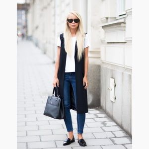 Zara Sleeveless Vest